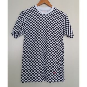 Supreme Hanes Checkered Tee